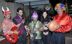 Goa carnival 2014 #goa_carnival