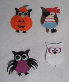 halloween punch art | SU Owl Punch – Halloween Punch Art II byDiHere – Cards and Paper ...