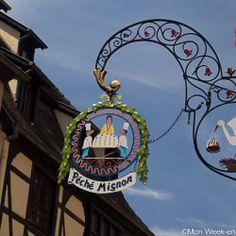Envie de visiter Kaysersberg? C'est un de mes villages préférés sur la Route des Vins d'Alsace!