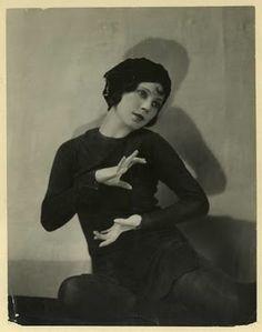 Tilly Losch; hands.