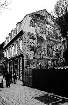La Fresque du Petit-Champlain