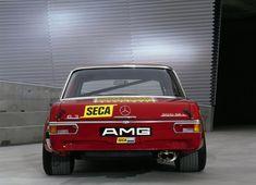 Conheçam a história do primeiro AMG