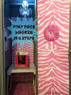 Locker Ideas 6th grade locker ideas | locker organization + diy decorations