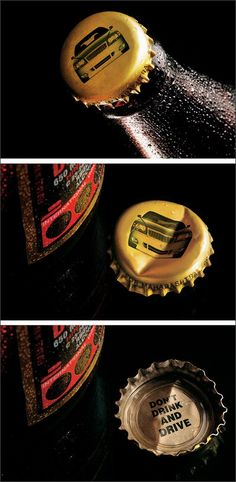 """A """"Don't Drink and Drive"""" campaign by Vasir"""
