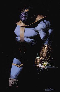 El Noveno Arte — Thanos (of Thanos Marvel, Marvel Villains, Marvel Comics Art, Marvel Heroes, Marvel Avengers, Marvel Comic Character, Comic Book Characters, Marvel Characters, Comic Books Art