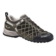 Introducing Salewa Mens Wildfire Vent Shoes Black Juta 12  Hiking Sock Bundle. Great product and follow us for more updates!