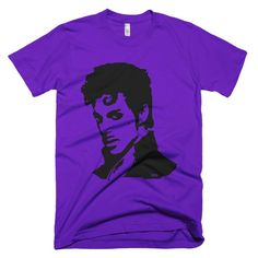 Prince Tshirt, Prince Symbol, Purple Rain T-shirt, Personalized Mens T-shirt, Boyfriend Gift, Music T Shirt, Best Selling Items, Made In US by MONOFACESoADULT on Etsy