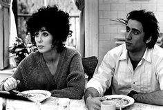 Moonstruck - LOVE the kitchen scene! I rewind it just to see it again.