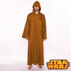 Couverture à Manches Jedi Star Wars avec Capuche. Kas Design, Distributeurs de produits originaux