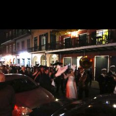 New Orleans wedding march. Love this!
