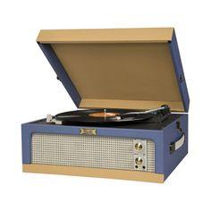 Sound Machine Portable Record Player
