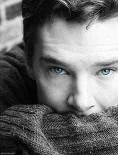 Benedict Cumberbatch(Sherlock) those eyes < YES - The wolf that kills Benedict Sherlock, Benedict Cumberbatch Sherlock, Sherlock Bbc, Watson Sherlock, Jim Moriarty, Sherlock Quotes, Tilda Swinton, Michael Fassbender, Star Treck