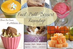 fuel pull dessert roundup
