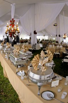 Cooking Equipment - Ace Canvas & Tent (Party Rentals, Tent Rentals & Sale) - Long Island, NY