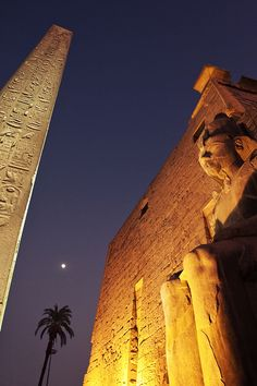 Luxor Temple, Egypt.  Sadly, in today's world, I'll likely never get the chance to visit Egypt.