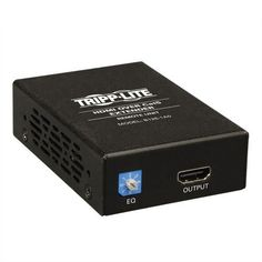 Tripp Lite B126-1A0 HDMI Over Cat5 Active Extender Remote Unit TAA/GSA (Black ) by Tripp Lite. $117.99. From the Manufacturer                   Don't let distance make your application fizzle—extend an HDMI signal up to 200 feet! This Tripp Lite HDMI over Cat5/6 Extender Remote Unit delivers peak video performance by HDMI-enabled digital video components, assuring that you enjoy the crystal-clear picture and full, rich sound that you paid for. The B126-1A0 is an act...