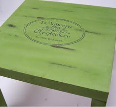 El CHALKY blog: ReDECORAR mesa IKEA con Americana CHALKY acabado TIZA