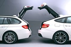 #BMW #3GT #3 #touring #3Series #GT #3er #GranTurismo #white #boot #compare #test