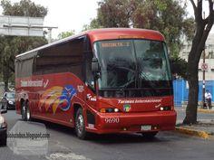 Soloautobus: MCI J4500 Turimex Internacional Grupo Senda