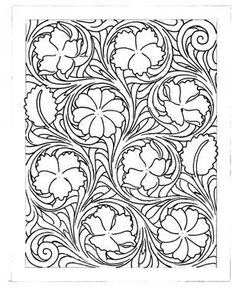 ... patterns leather carving patterns