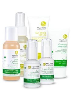 MyChelle Skin Care line works well and it's all natural and cruelty free.  My favorite is the sensitive skin line honeydew melon facial cleanser.  The dry skin line pumpkin facial cleanser is good too, but it smells too spicy for my liking.  The unscented deep repair for sensitive skin is a great facial cream.