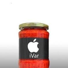 iVar - Предлог за брендирање на ајварот :)