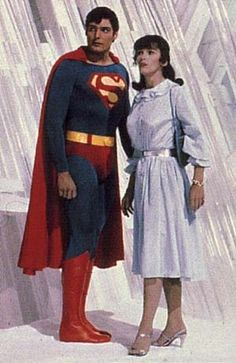 Superman (1978): Margot Kidder as a journalist. While being a Superman would probably be the best job in world, Lois Lane is pretty cool too.