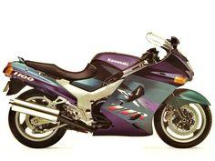 Kawasaki ZZ-R1100 (1994)