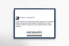Sizin paylaşımlarınız bizim yolumuzu aydınlatır.Teşekkür ediyoruz... #coresatin