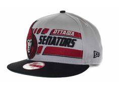 huge selection of fd616 d3c98 Ottawa Senators New Era NHL Line Change 9FIFTY Snapback Cap