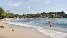 Suasana Tenang Di Pulau Kecil | Nusa Lembongan