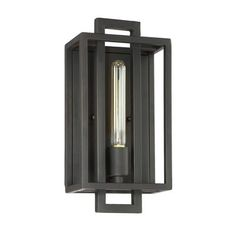 Borkowski 1-Light Wall Sconce