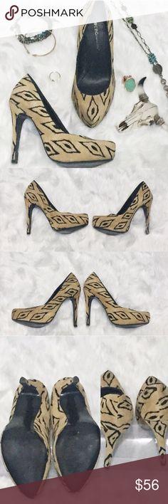 BCBGeneration Pumps BCBGeneration Pumps EUC 4.5 inch heel open to offers. No trades. BCBGeneration Shoes Heels