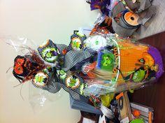 Halloween baskets 2012