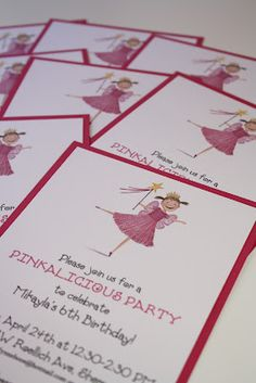 Pinkalicious Party Ideas (Ainsley)