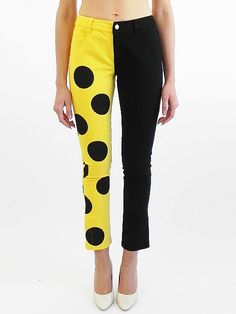 Gerlan Jeans X Minnie Mouse Maxi Dot Jeans