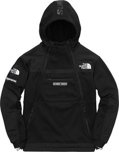 Supreme TNF The North Face Steep Tech Hooded Sweatshirt Black Size L box logo Hoodie Sweatshirts, Hoody, Urban Outfits, Cool Outfits, Men's Fashion, High Fashion, Skate Wear, Street Style, Cool Hoodies