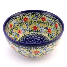 Do you like this adorable bowl from family company Ceramika Kalich? Let's see more #PolishPottery at http://slavicapottery.com now! :)