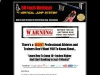 50 Inch Vertical - #1 Vertical Jump Training Program - Secrets To Jumping Higher Unleashed