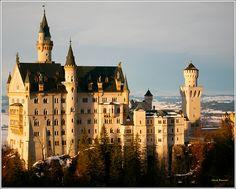 Visiting Neuschwanstein Castle in Bavaria - Kathika Travel Website