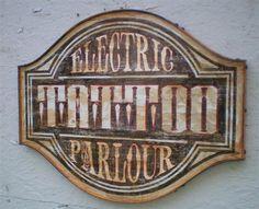 Electric Tattoo Parlour.