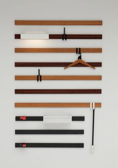 Rudolf Rochelt Werkstatten Coat hanger | city-furniture.be