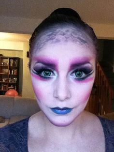 Alien Halloween Makeup Ideas