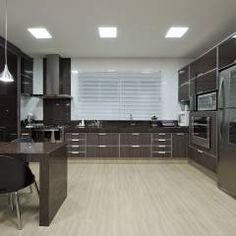 Cozinha: Cozinhas Minimalista por Livia Martins Arquitetura e Interiores