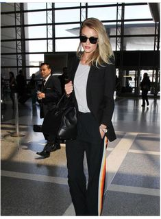 76f0146fac Rosie Huntington-Whiteley has modelled for everyone from Burberry to  Victoria s Secret