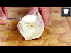 How to make Ice Cream in a Bag - YouTube