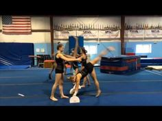 Toe on Toe off Handstand. Drills and Progressions - YouTube