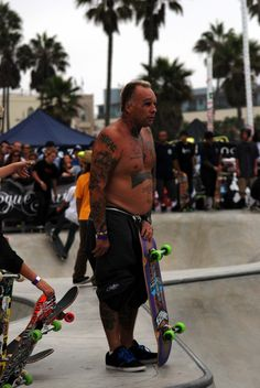 """You didn't quit skateboarding because you got old, you got old because you quit skateboarding."" Jay Adams"