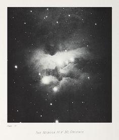 The Nebula H.V. 30, Orionis Keeler, James Edward, b.1857 - 1900
