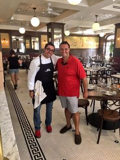 """Vincenzo Betulia (Charter Member Osteria/Bar Tulia) Debuts His New Authentic French Brasserie, """"The French"""" in Naples, Florida!"""